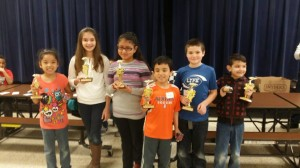 Sully Elementary Grand Prix 2014