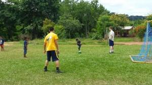 Paul & AJ Soccer