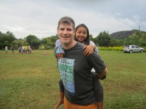 scott with local girl
